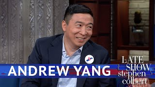 Andrew Yang\'s Plan To Give Everyone $1K Per Month