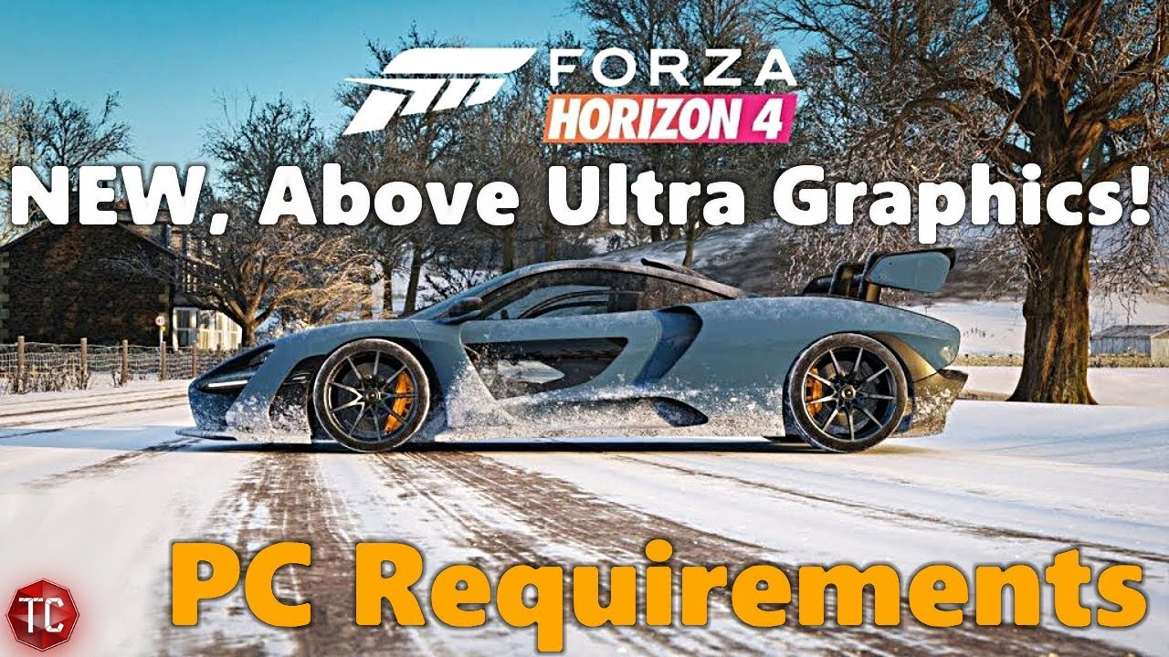 Download Forza Horizon 4 for Android & iOS Mobile Phone - Download