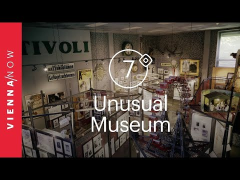 7 unusual museums in Vienna that celebrate the unique | VIENNA/NOW Top Picks