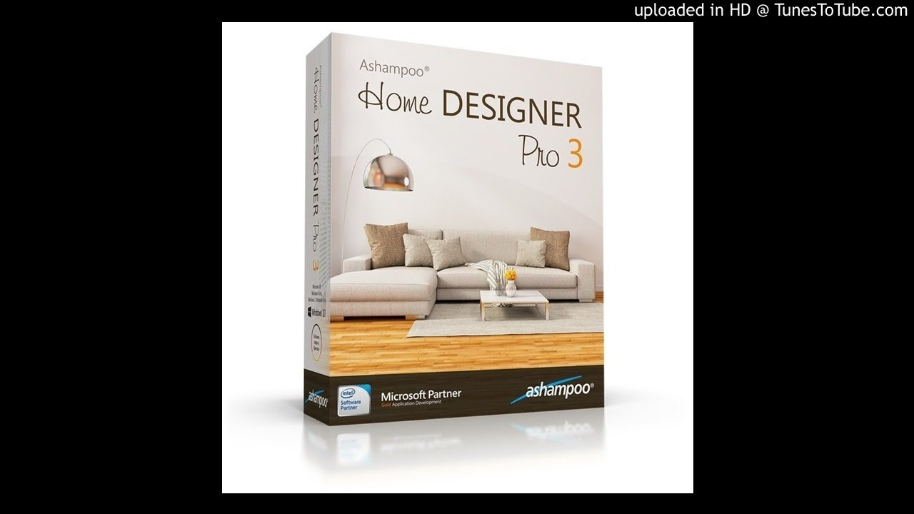 Télécharger Ashampoo® Home Designer Pro 3 + SERIAL - YouTube