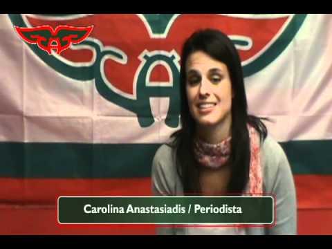 Campaña Aguada Básquetbol - Carolina Anastasiadis