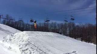 Leighton 360 jump