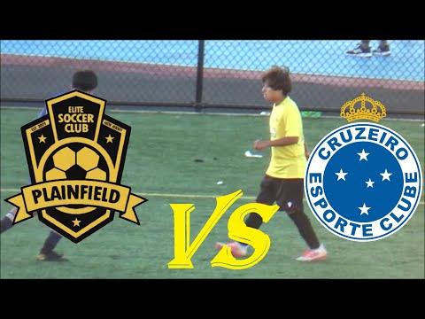 Elite Plainfield Warriors vs Cruzeiro EC USA-USC Cruzeiro U17 October 17, 2020