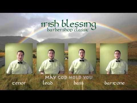 IRISH BLESSING (A CAPELLA)