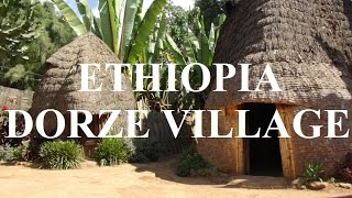 Ethiopia Dorze Tribe &Village Part 45