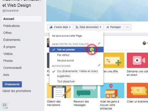 Mes abonnés ne voient plus les publications de ma page Facebook !