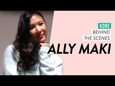 Ally Maki: Behind the s for Kore 2018 Annual Issue