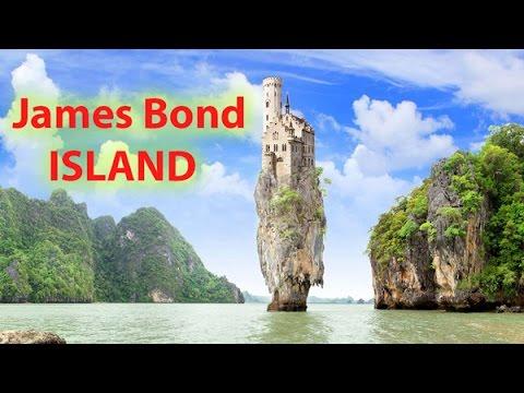 James Bond island | Thailand trip 2014 | Day 16