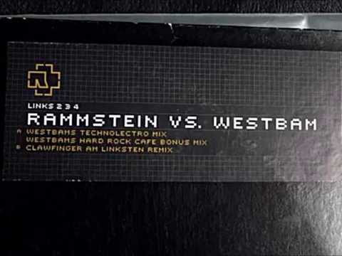 Rammstein vs Westbam  Links 2 3 4 Westbams Technolectro Mix HQ
