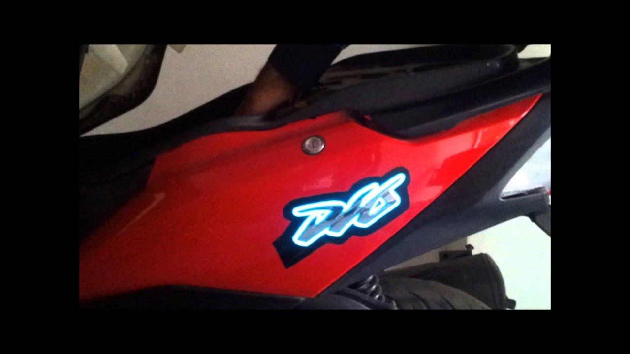 Bike stickers design for dio - Bike Stickers Design For Dio