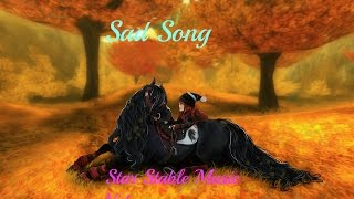 Star Stable Online- Sad Song (Music Video)