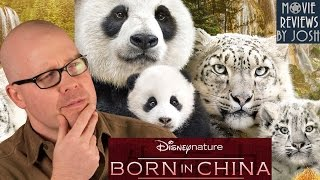 """Is """"Born In China"""" Too Dark For Kids? - Movie Review"""