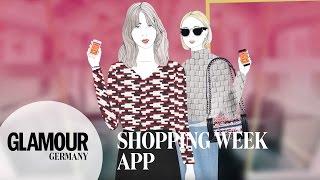 Glamour shopping week: die neue app ist da ii how to: vorteile & nutzen der 💁🏼 ios android