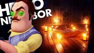 THE REAL ENDING DISCOVERED! NEW UPDATE! (Hello Neighbor)