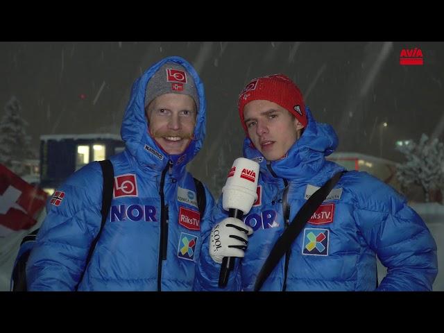 AVIA TV Weihnachtsgrüße 2017