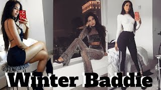 Aliexpress Haul Try On Winter Clothes 2017  Baddie! What did I get?