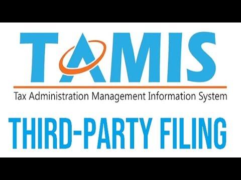 TAMIS Third Party Filing Tutorial thumbnail