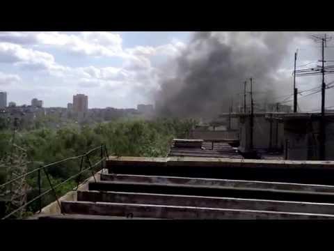 Пермь пожар 21.06.2014