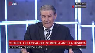 El editorial de Víctor Hugo 20/03/2019: La realidad que no ve Nicolás Dujovne