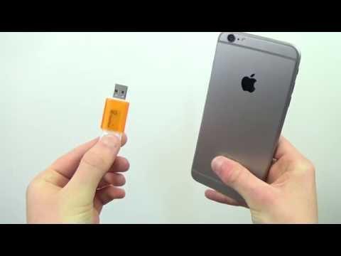 Utiliser son iPhone comme une cle USB / Disque dur externe [IOS]