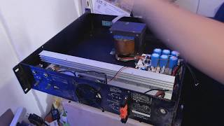Como detectar fallas en amplificadores no suena un canal