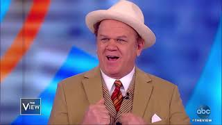 "John C. Reilly On New Movie, ""Ralph Breaks The Internet"" 