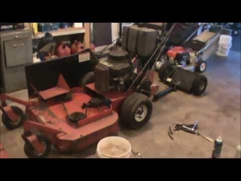 Kawasaki Fb460v Carburetor Rebuild