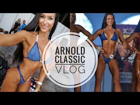 ARNOLD CLASSIC EUROPE | VLOG