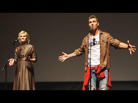Премьера мультфильма Трио В Перьях (Richard The Stork Premiere)
