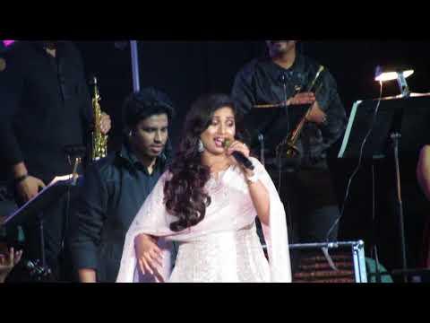 Pinga Live Shreya Ghoshal (Bajirao Mastani)