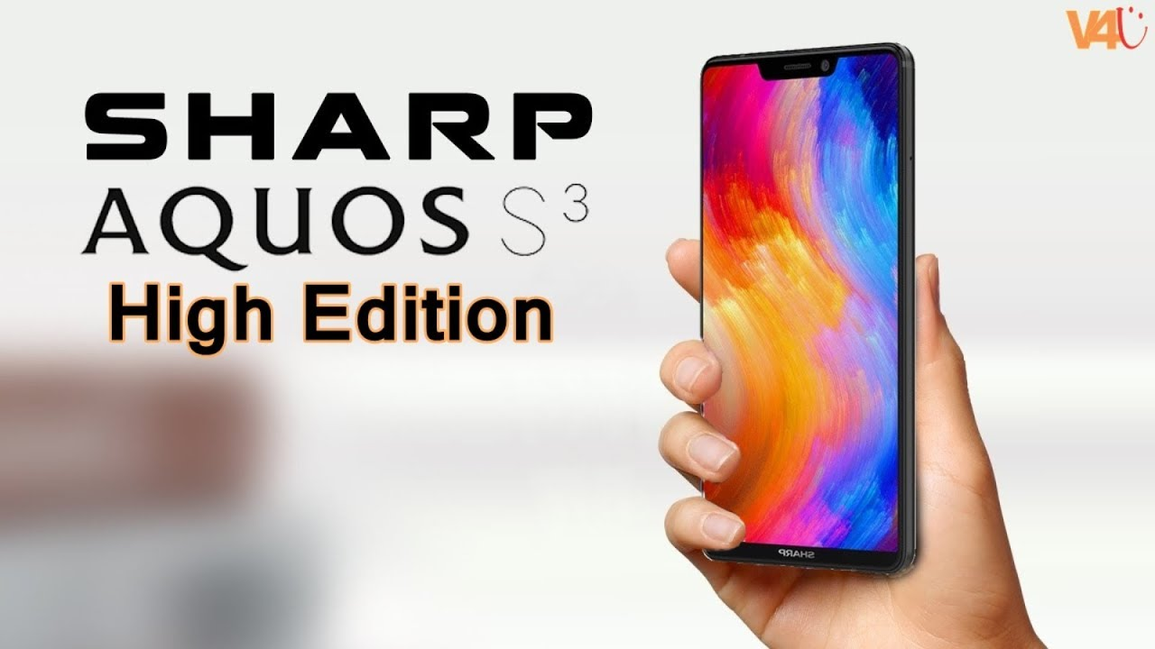 Sharp Aquos S3 High Edition - Mobiles Jin