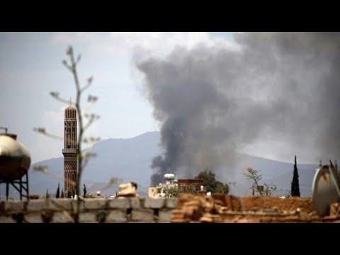 اليمن: التحالف يصعد ضرباته الجوية عند الشريط الحدودي وجبهات القتال الداخلية  - نشر قبل 4 ساعة