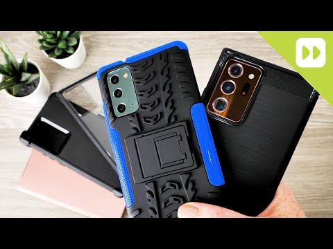 Best Cases For The Samsung Galaxy Note 20  Note & 20 Ultra