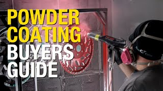 A Quick Guide to Eastwood Powder Coating Systems - Which One is Right for You?