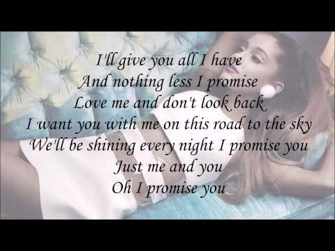 Ariana Grande - Intro (with Lyrics)