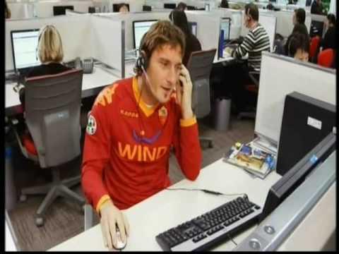 Spot Sky Sport con Diego,Totti,Marchisio,Gilardino,Perrotta... La casa dello sport