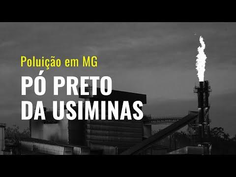 Pó Preto | Violação ambiental e emissão de poluente pela Usiminas