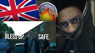 AMERICAN FIRST REACTION TO UK RAP DRILL/GRIME (PART 15) ft. K Trap, Aitch, Zone 2, OFB & MORE!