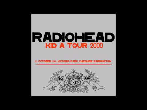 Radiohead - In Limbo (Live @ Victoria Park, Warrington, 2000)