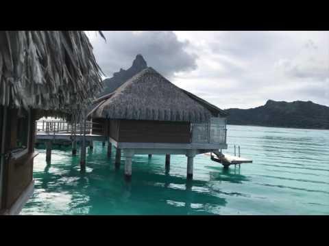 Our trip to Bora Bora, Tahiti 2017