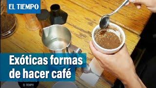 Aprenda a preparar un buen café casero | Cultura y entretenimiento