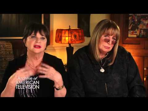 Cindy Williams & Penny Marshall on their friendship today  EMMYTVLEGENDS.ORG