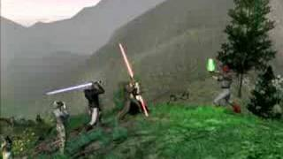 2003 - Star Wars Galaxies An Empire Divided: Trailer 2