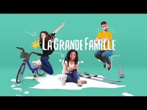 La grande famille des Offices de Tourisme de France