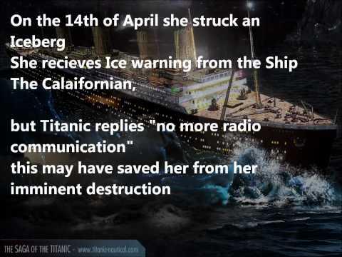 Titanic Rest in Peace