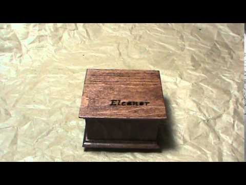 Hedwig's Theme music box from Happy Potter