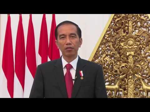 Ucapan Selamat Ulang Tahun Untuk NET Dari Presiden Joko Widodo