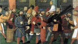 Возникновение средневековых городов.  История 6 класс