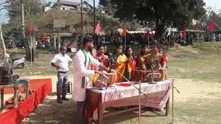 Bharat amar bharat mata...group song