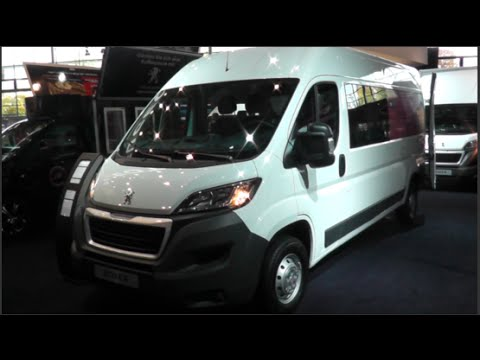 peugeot boxer mixto 2015 in detail review walkaround interior exterior youtube. Black Bedroom Furniture Sets. Home Design Ideas